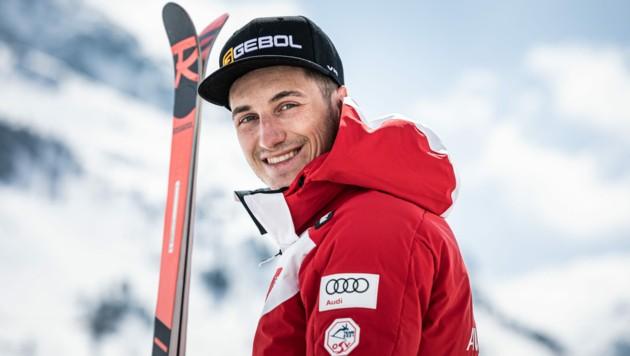 Der Bregenzerwälder Patrick Feurstein hat trotz der harten Zeit sein Lächeln nicht verloren (Bild: www.MirjaGeh.com)