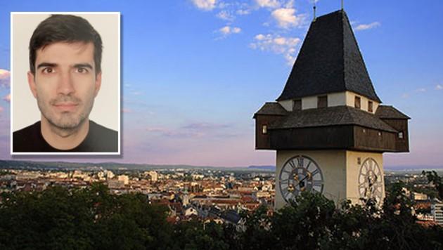 Der aus Graz gebürtige Christo Buschek wurde mit dem Pulitzer-Preis ausgezeichnet (Bild: APA/Gindl, APA/privat, Krone KREATIV)