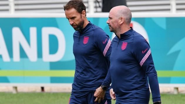 England's Soach Gareth Southgate (Bild: AFP or licensors)