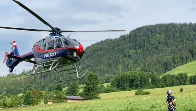 Ein tödlicher Unfall ereignete sich am Samstag am Markbachjoch. (Bild: zoom.tirol)