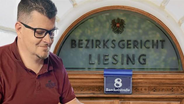 Bei der Vaterschaftsanfechtung stellte sich heraus, dass Jörg Kirschner nicht der Vater ist. (Bild: Jörg K., Gerhard Bartel, Krone KREATIV)