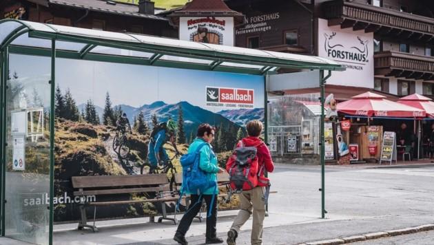 Der Tourismusverband Saalbach-Hinterglemm will in der Krise mittelfristig auf einen Kredit zurück greifen. (Bild: EXPA/ JFK)