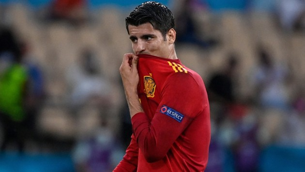 Alvaro Morata (Bild: AFP or licensors)