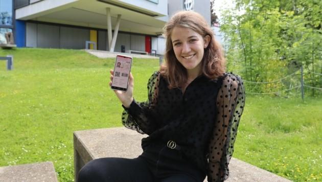 FH CAMPUS 02 führt als erste Hochschule im deutschsprachigen Raum den digitalen Studierendenausweis ein (Bild: FH CAMPUS 02 / Studo)