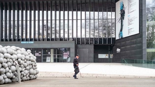 """Das Musiktheater ist leider die Bühne für """"Kurzarbeits-Boni"""" (Bild: Einöder Horst)"""