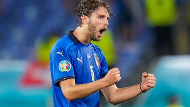 Manuel Locatelli (Bild: Copyright 2021 The Associated Press. All rights reserved)