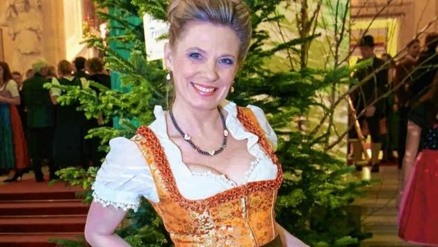 Christa Kummer ist die neue Präsidentin des Vereins Grünes Kreuz. (Bild: Starpix/ Alexander TUMA)