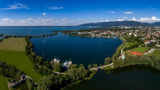 Der Bodensee (Bild: Stiplovsek Dietmar)