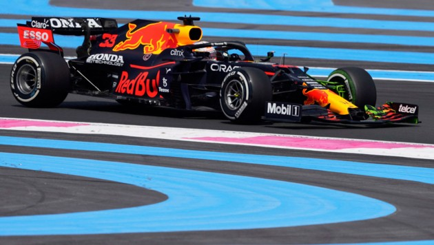 Max Verstappen (Bild: Copyright 2021 The Associated Press. All rights reserved)