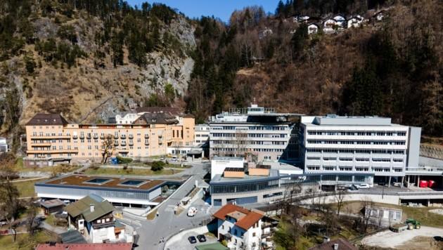 Der 110-Millionen-Euro schwere Wachstumsschub des Zammer Krankenhauses St. Vinzenz steigert das medizinische Angebot enorm (Bild: Polak)