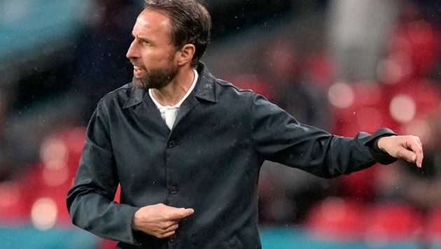 Gareth Southgate (Bild: Copyright 2021 The Associated Press. All rights reserved)