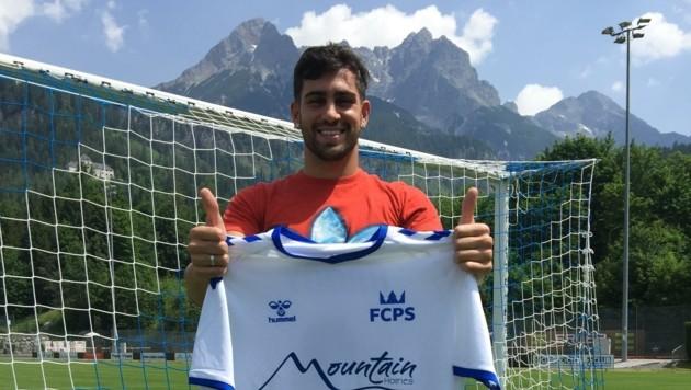 Kehrt nach Österreich zurück: Joao Pedro. (Bild: FC Pinzgau Saalfelden)