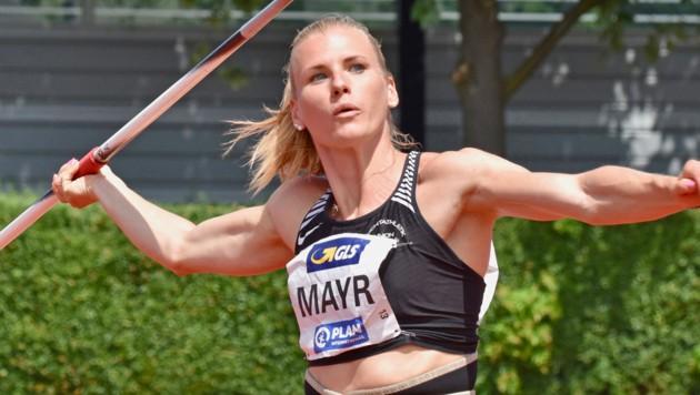 Verena Mayr (Bild: Olaf Brockmann)
