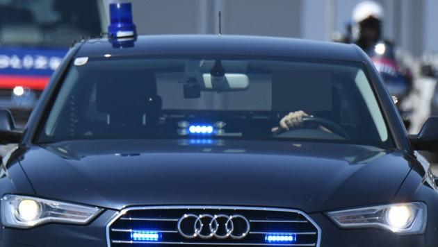 """Schnelle Fahrzeuge werden vor allem auf die """"Roadrunner""""-Szene angesetzt. (Bild: P. Huber)"""