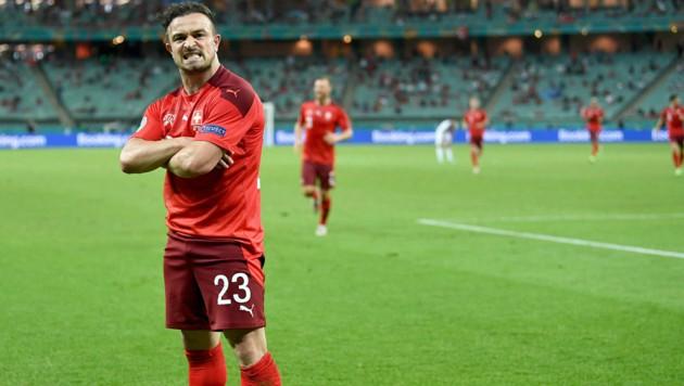 Schweiz-Star Xherdan Shaqiri (Bild: AP)