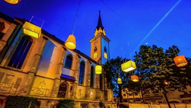 Laue Sommernächte in Villach versprechen Unterhaltung. (Bild: Stadt Villach/Kofler)
