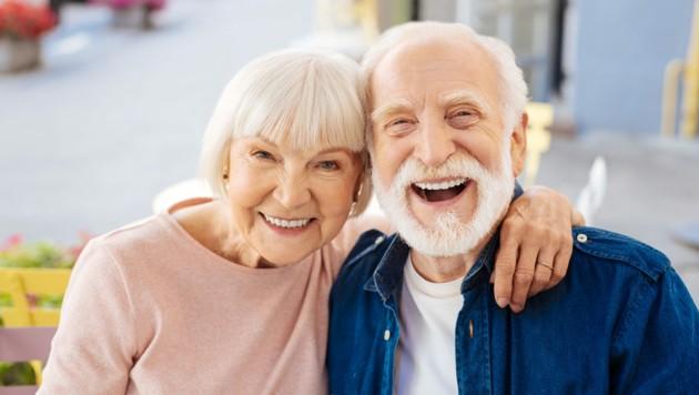 Glückliche Ehemänner leben laut Studie länger. (Bild: stock.adobe.com)