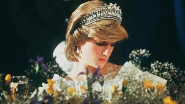 Prinzessin Diana auf einem Foto aus dem Jahr 1983 (Bild: Anwar Hussein / PA / picturedesk.com)