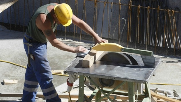 Bei der Beschäftigung gab es den größten Zuwachs unter allen Bundesländern. (Bild: APA/HERBERT PFARRHOFER)