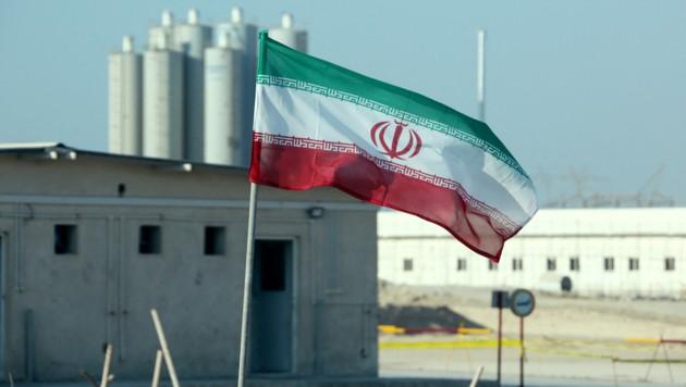 Ein Atomkraftwerk im Iran, Symbolbild (Bild: AFP)