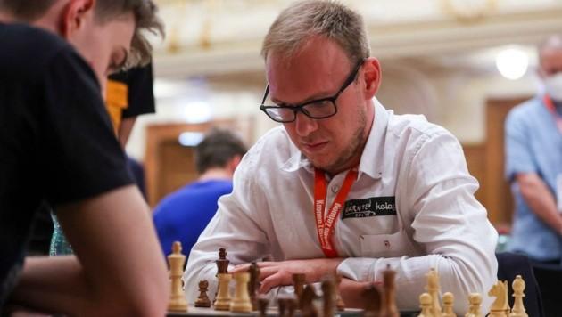 Markus Ragger steigt wieder ins internationale Geschäft ein. (Bild: GEPA pictures/ Philipp Brem)
