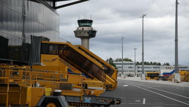 Bis 2030 müssen am Salzburg Airport insgesamt 193 Millionen Euro investiert werden (Bild: Tröster Andreas)