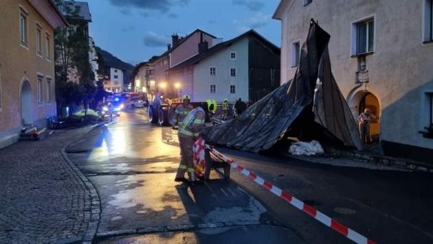 (Bild: Freiwillige Feuerwehr Matrei in Osttirol)