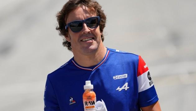 Fernando Alonso (Bild: AP)