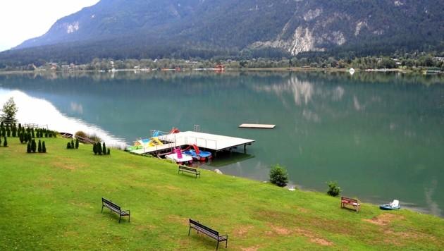 Der Pressegger See in Kärnten (Bild: Christina Harrich)