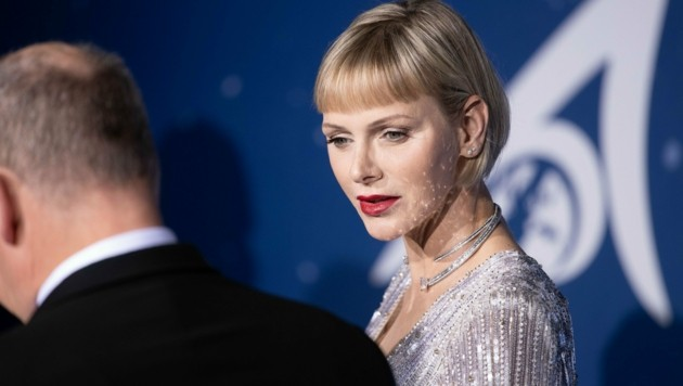 Fürstin Charlene (Bild: POOL MONACO / Action Press/Sipa / picturedesk.com)