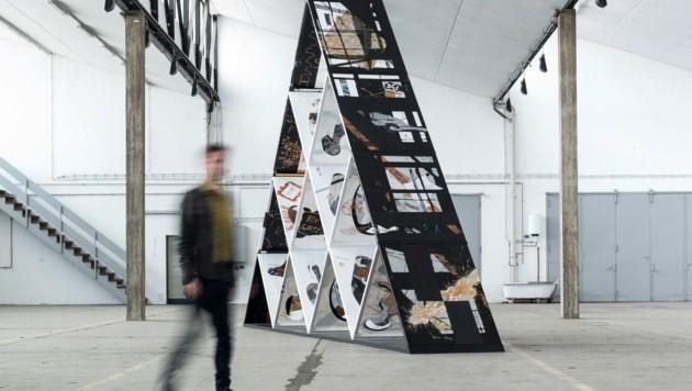 Bis 4. Juli gibt es im Lehártheater eine Ausstellung (Bild: fdr.at / Marcel Steinmann)
