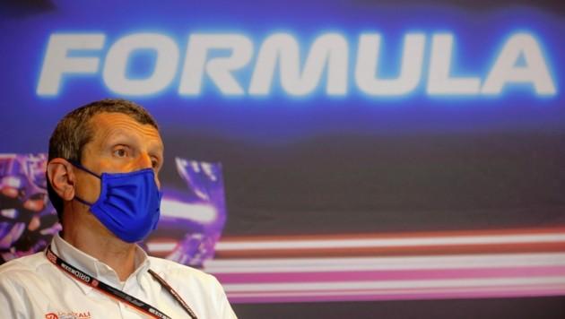 Günther Steiner ist seit 2014 der Teamchef des Haas-F1-Rennstalls. (Bild: Pool via REUTERS)