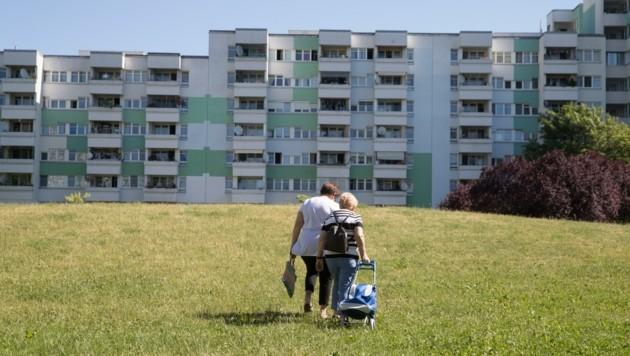 Jeder vierte Wiener lebt in einer Gemeindewohnung. (Bild: APA-PictureDesk)
