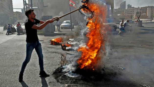(Bild: ANWAR AMRO / AFP)