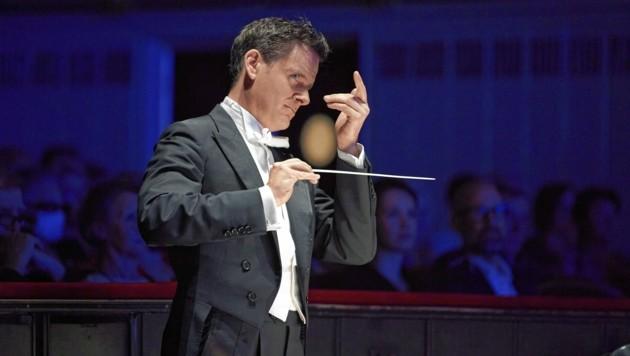 Musikdirektor Philippe Jordan (Bild: Michael Poehn)