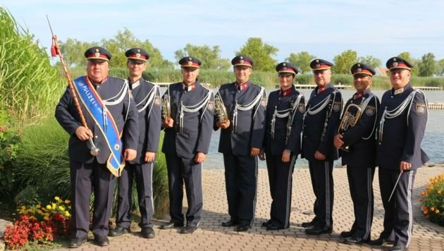 Die Musiker freuen sich auf zwei Auftritte im Burgenland (Bild: LPD Burgenland)