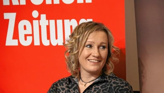 Renate Götschl trat ihr Amt als Präsidentin des steirischen Skiverbandes an. (Bild: Christian Jauschowetz)