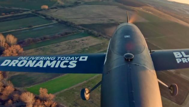 (Bild: dronamics.com)