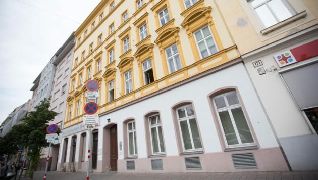 Die Außenstelle Wien des Bundesamts für Fremdenwesen und Asyl (Bild: APA/GEORG HOCHMUTH)