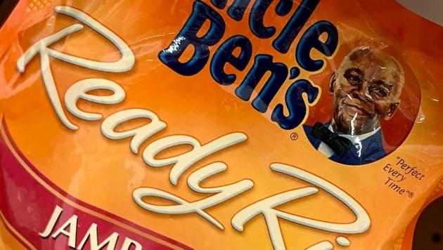 """Mit der Umbenennung der Marke verschwindet """"Uncle Ben"""" nun auch aus österreichischen Kaufhausregalen. (Bild: APA/AFP/Eva HAMBACH)"""