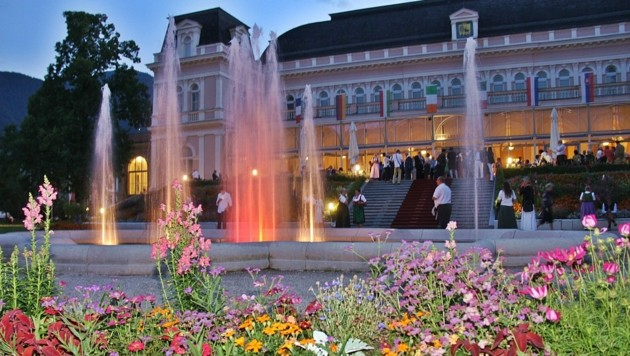 Leharfestival Bad Ischl im Theater -und Kongresshaus (Bild: Marion Hörmandinger)