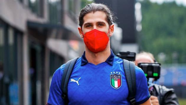 Antonio Giovinazzi ist bereit für das EM-Viertelfinale am Abend gegen Belgien. (Bild: Instagram/Giovinazzi)