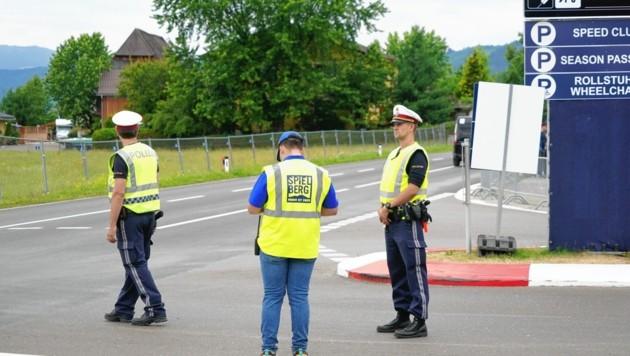 Die Polizei ist auf ein großes Verkehrsaufkommen vorbereitet. (Bild: Pail Sepp)