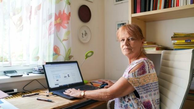 Etwa vier Jahre hat der Kampf von Christa Scharf um Gerechtigkeit gedauert (Bild: Scharinger Daniel)