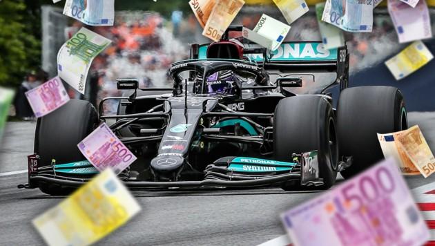 Lewis Hamilton (Bild: GEPA )
