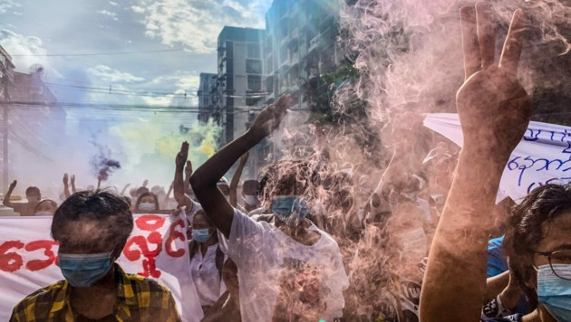 (Bild: AFP/STR)