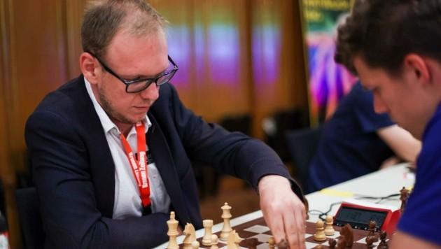 Markus Ragger ist nach langer Covid-bedingten Pause wieder voll da. (Bild: GEPA pictures/ Philipp Brem)