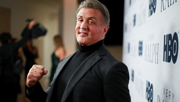 Sylvester Stallone (Bild: 2019 Getty Images)