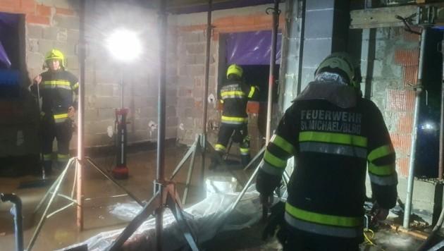 (Bild: ZvG/ Feuerwehr St. Michael ob Bleiburg)