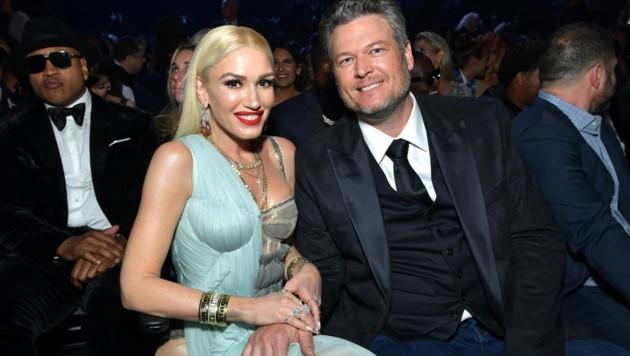 Gwen Stefani und Blake Shelton (Bild: 2020 The Recording Academy)